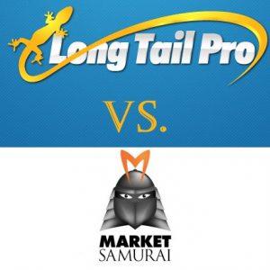Market Samurai vs. Long Tail Pro: Video Demonstration