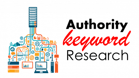 Authority keyword research