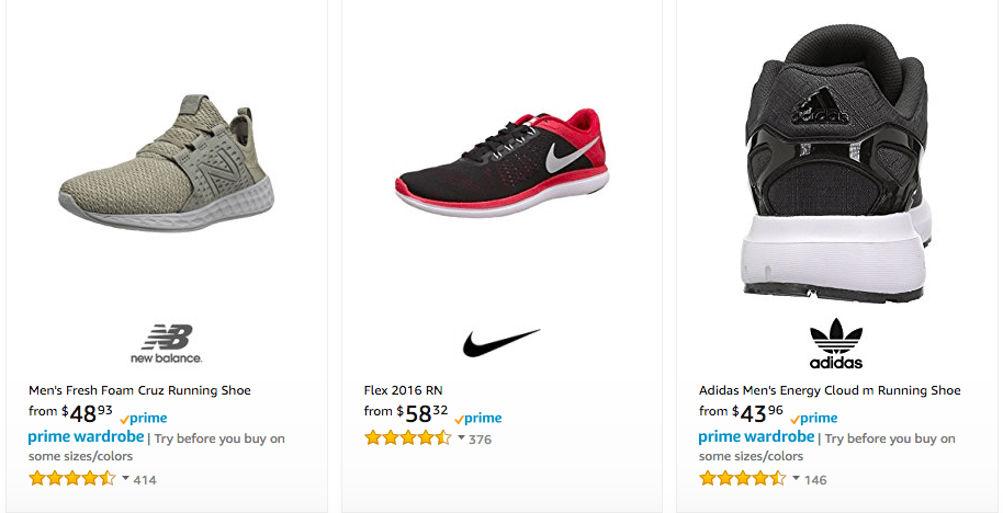 What to sell on Amazon - shoes