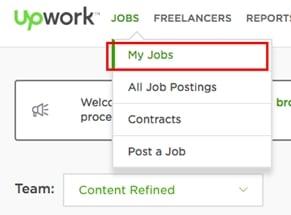 Check Your Job Posting