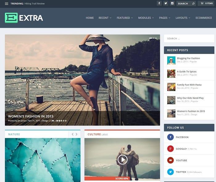 Extra Demo Example