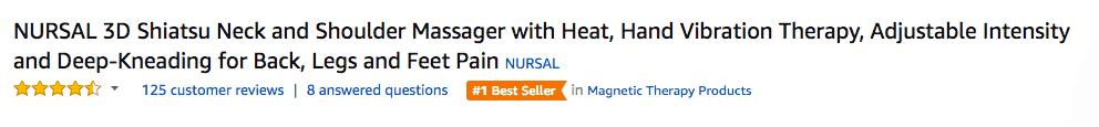 Good Amazon Product Title