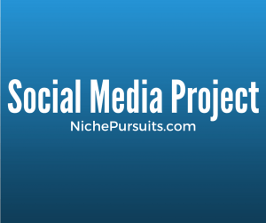 Social Media Project Introduction and a Quick Update