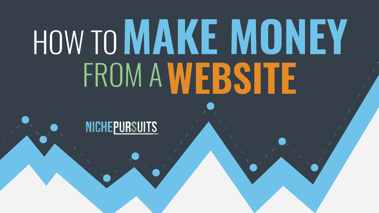 53 ways how to make money with a website or blog Where can i make a website