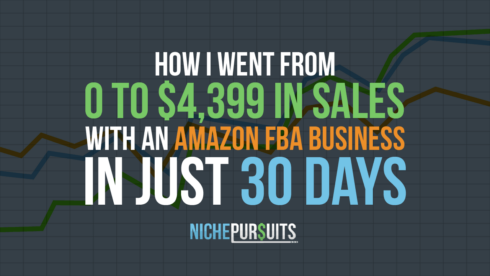 95cfeb08f39aa Amazon FBA: How I Sold $4,399 in My First 30 Days on Amazon