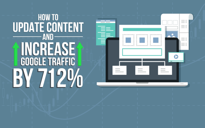 Updating Website Content How I Increased Google Organic Traffic By 712 In 30 Days