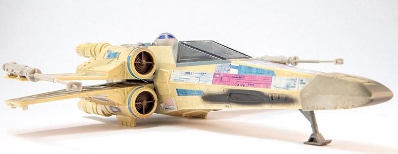 Giocattoli di nicchia di Star Wars