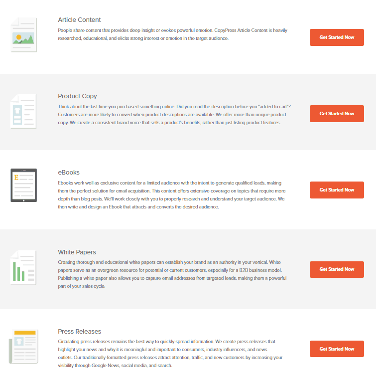 What Are The Best Content Writing Services? [Tried & Tested