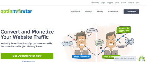 OptinMonster Review (Streamline your List Building Efforts)