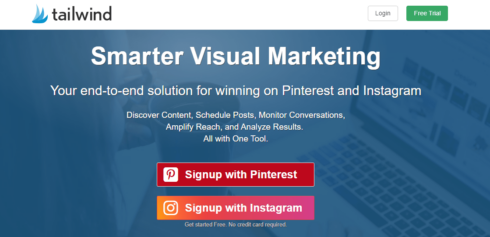 Drive more visitor from pinterest to your site with tailwind