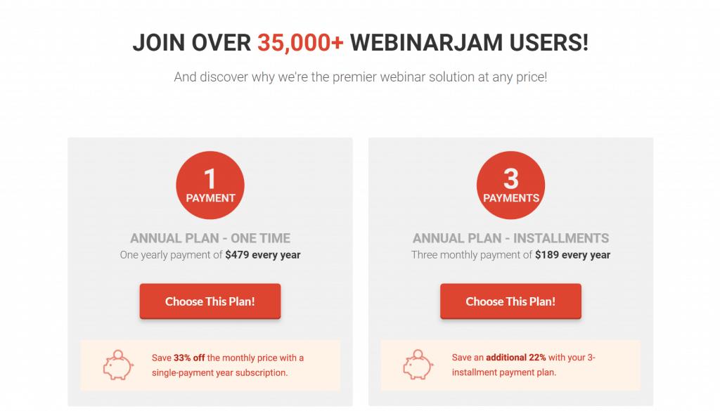 WebinarJam Review (2019): The Best Webinar Software? - Niche