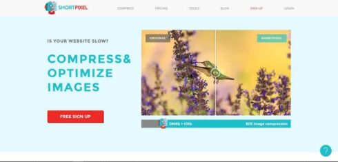 ShortPixel Review: Make WordPress Load Faster By Compressing Your Images