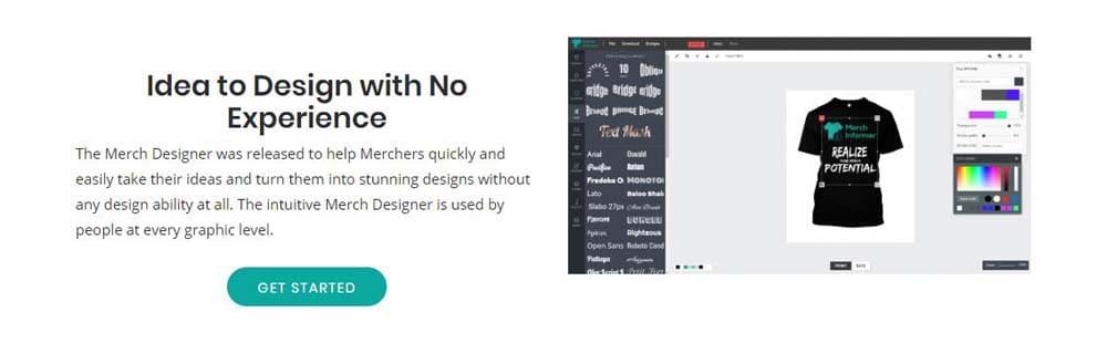 merch designer