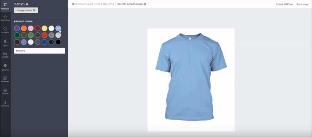 shirt color