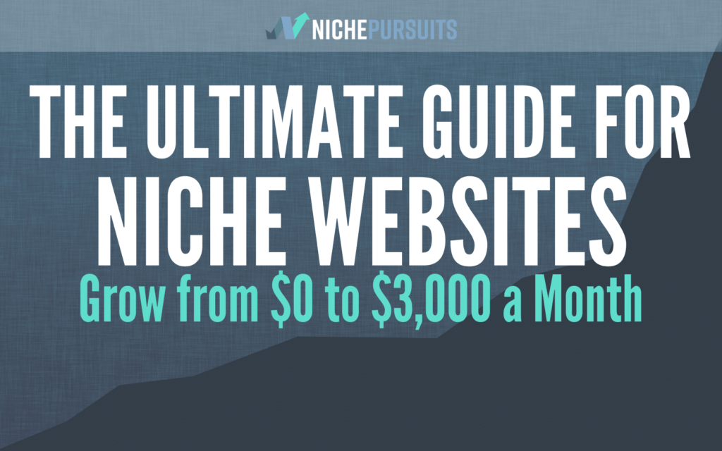 Building Niche Websites