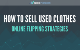 how to sell used clothes
