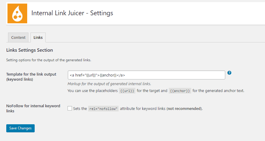internal link juicer build links