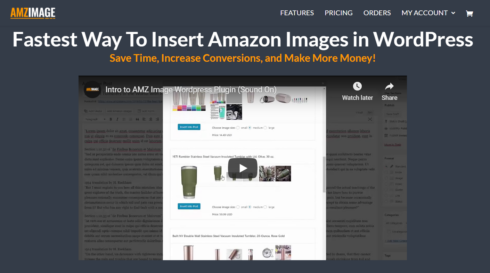 AMZ Image Review: A Better Way To Use Amazon's Images as an Amazon Associate?