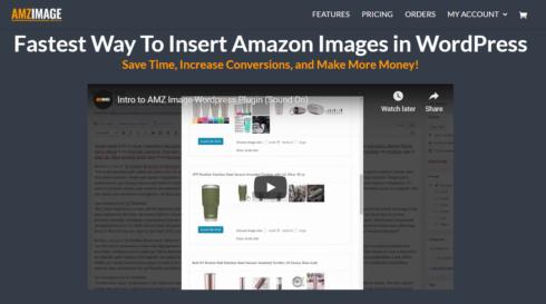 amz image home page