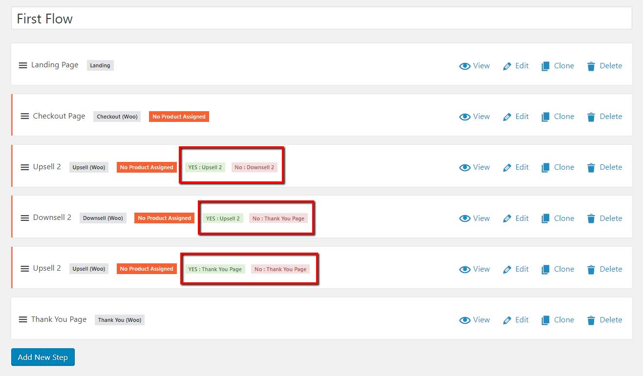 cartflows smart linking