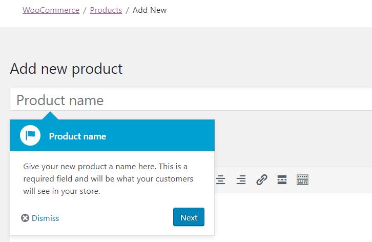 WooCommerce Product Setup Wizard