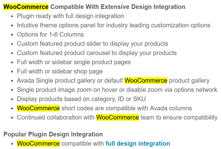 WooCommerce-ready WordPress themes