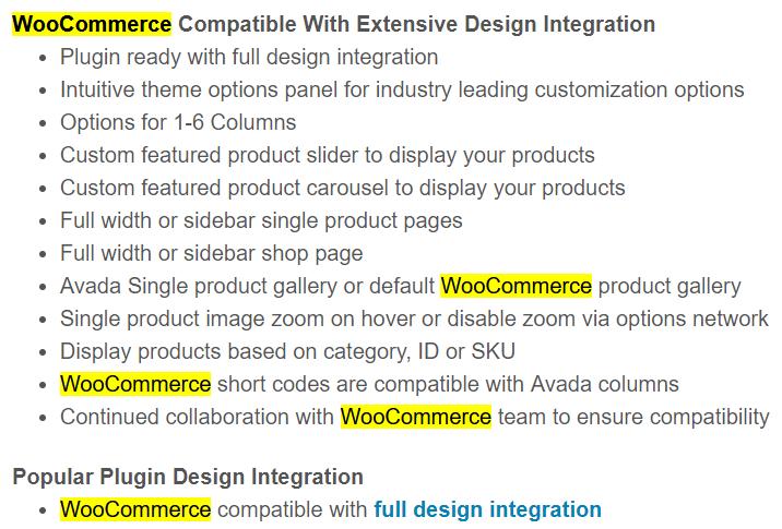 WooCommerce-ready WordPress themes