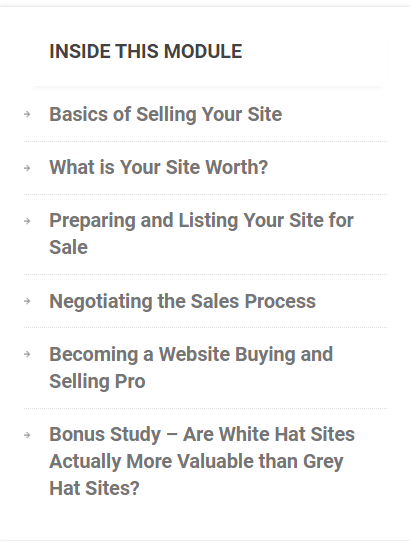 ah pro selling your site lessons
