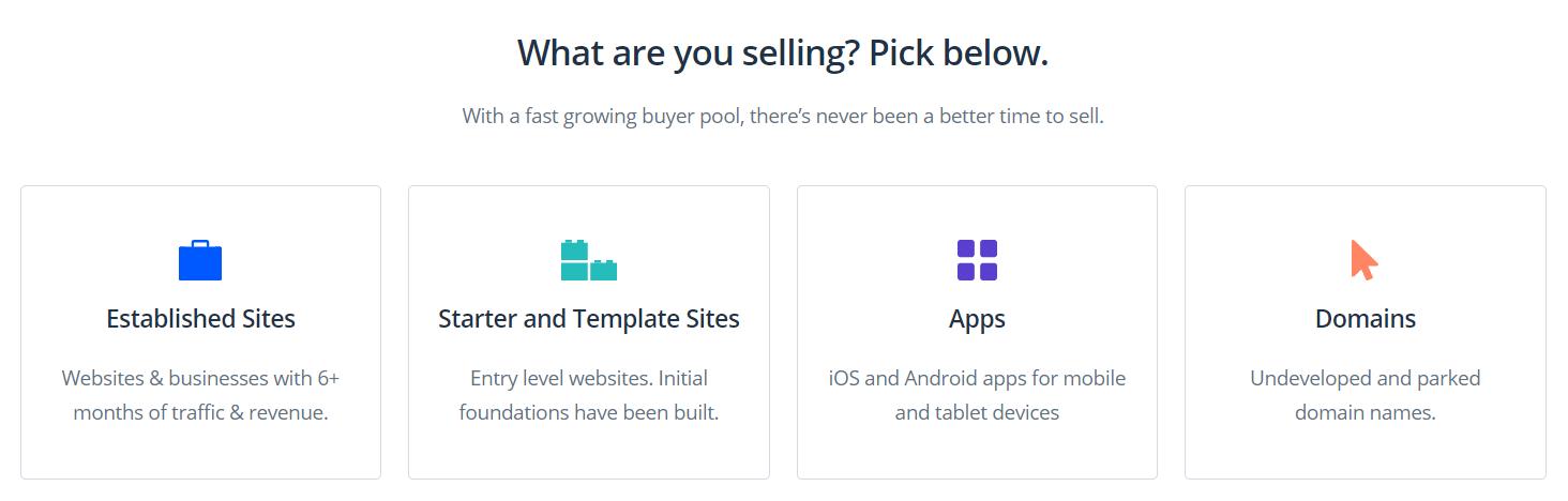 opzioni di vendita