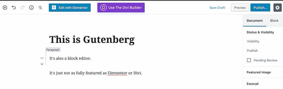 Gutenberg Builder