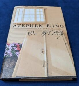 On Writing Book Stephen King