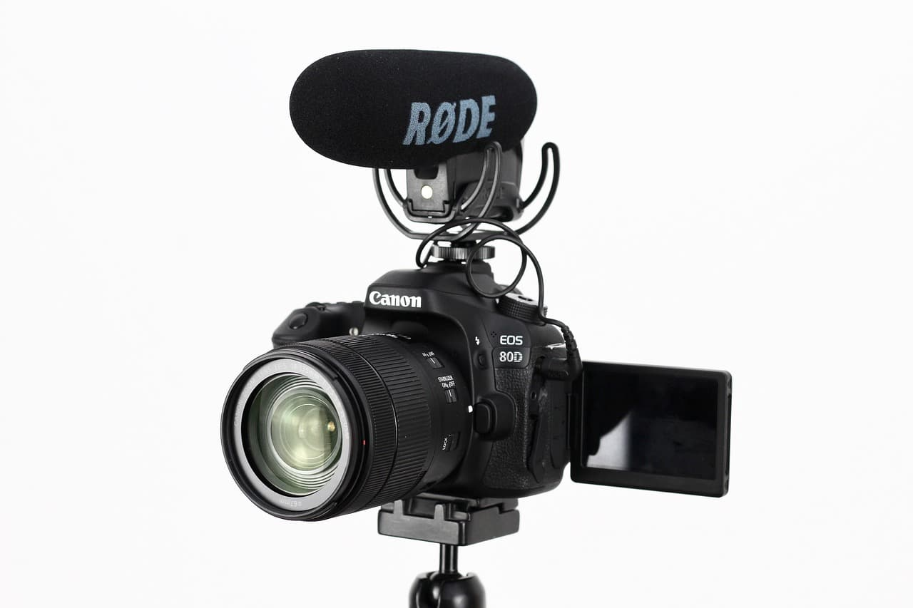 Professional Camera Setup