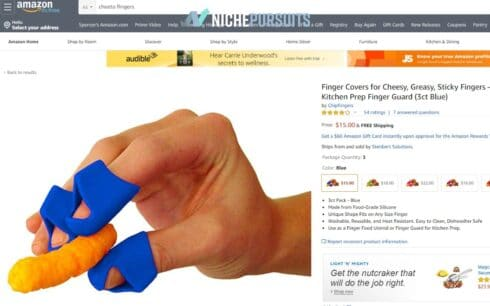 How to Make Money with Cheeto Fingers…Seriously!