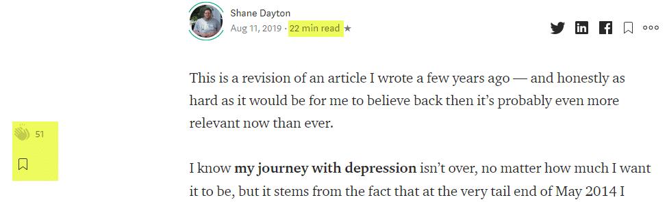 Medium Article Screenshot
