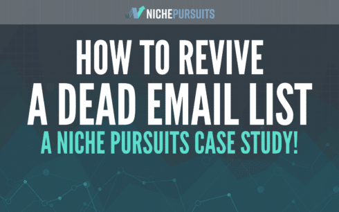 Let's Revive a Dead Email List…a New Project Begins!