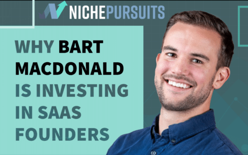 Why Bart MacDonald is Leaving $10 Million in Funding to Invest in SaaS Businesses