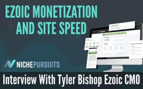 Tyler Bishop Amateur Magician and Ezoic CMO Reveals Advertising Monetization