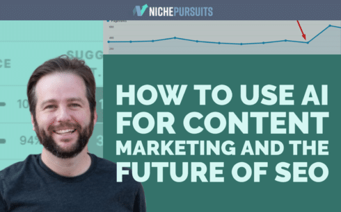 How to Use Artificial Intelligence for Content Marketing and the Future of SEO with Jeff Coyle from MarketMuse