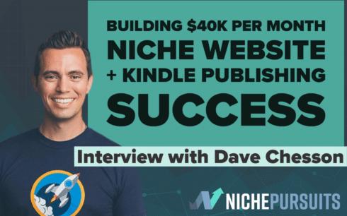 Dave Chesson Kindlepreneur
