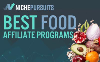 Food affiliate programs