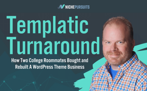 Templatic Turnaround Story: Buying A WordPress Theme Business and Recovering From a Google Core Update