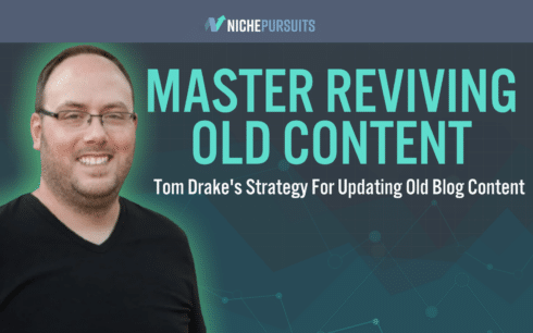 Tom Drake Revive Old Content