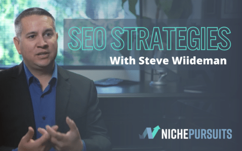 What Steve Wiideman Has Learned Doing SEO Since 1999: SEO Consulting, eCommerce SEO, and Affiliate Marketing