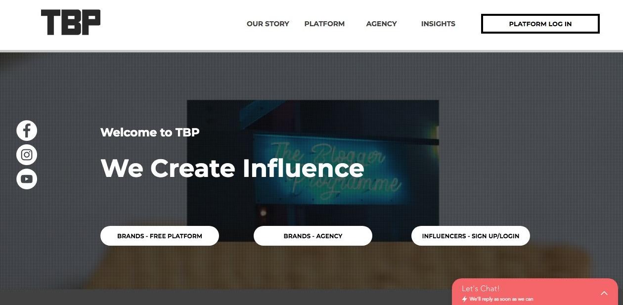 best influencer marketing platform