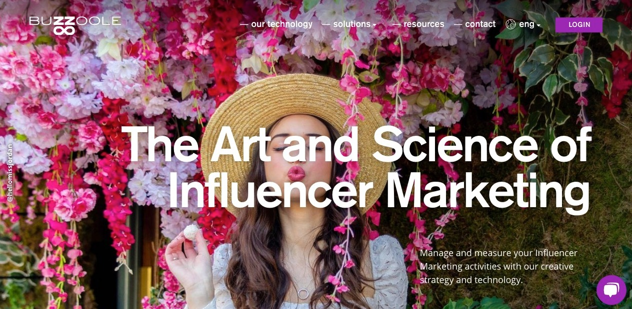 top influencer networks