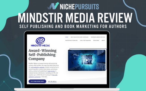 MindStir Media Review: Self Publishing And Book Marketing For Authors