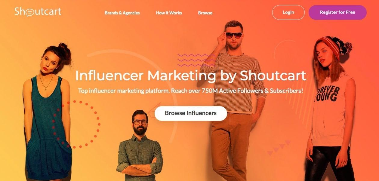 influencer marketing technology