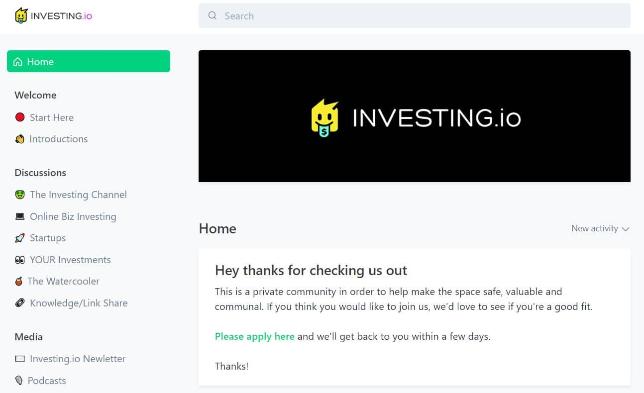 investing.io review
