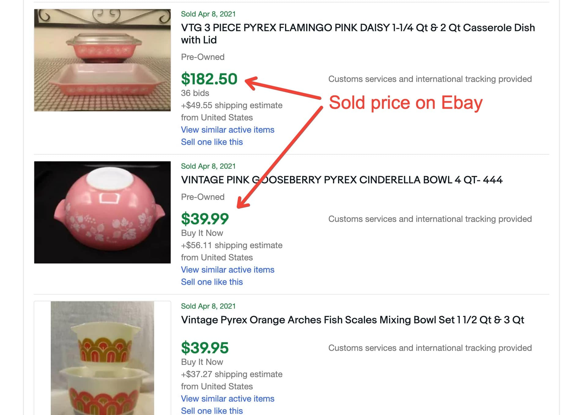 thrift store items to sell on ebay