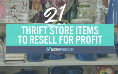 thrift store items